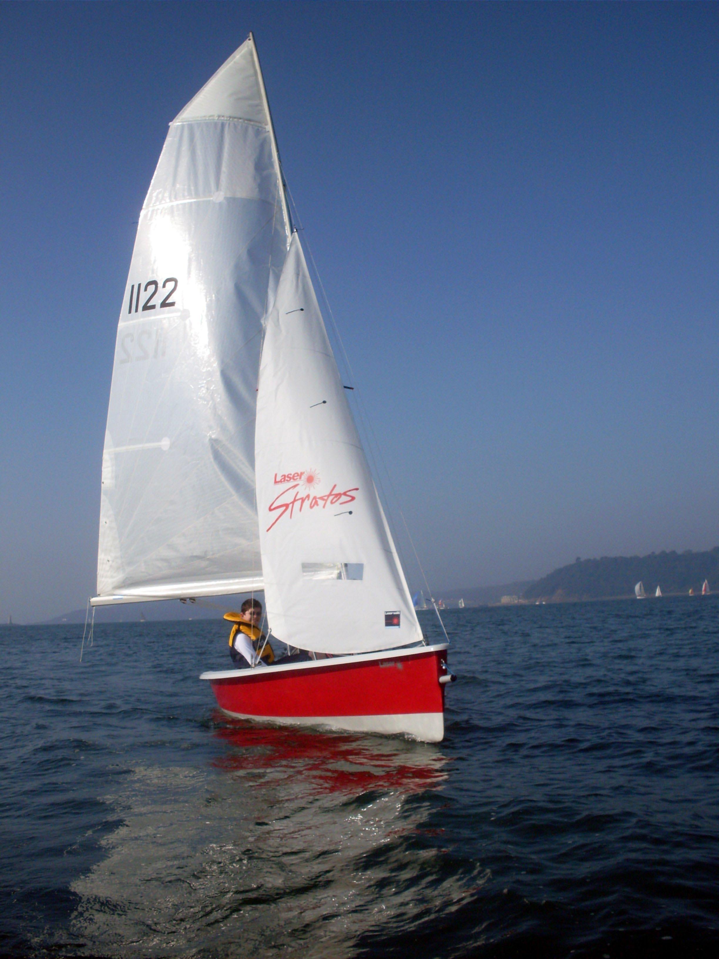 Laser Stratos Class Association Stratos C B Sail Number
